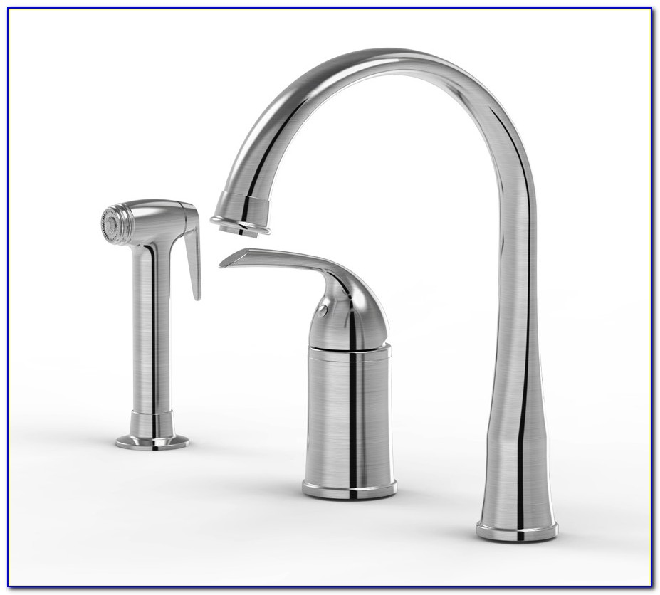 Best Three Hole Kitchen Faucets