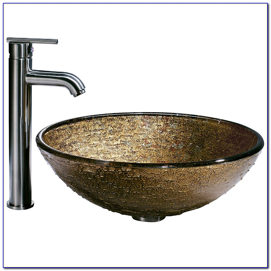 Bowl Sinks And Faucets