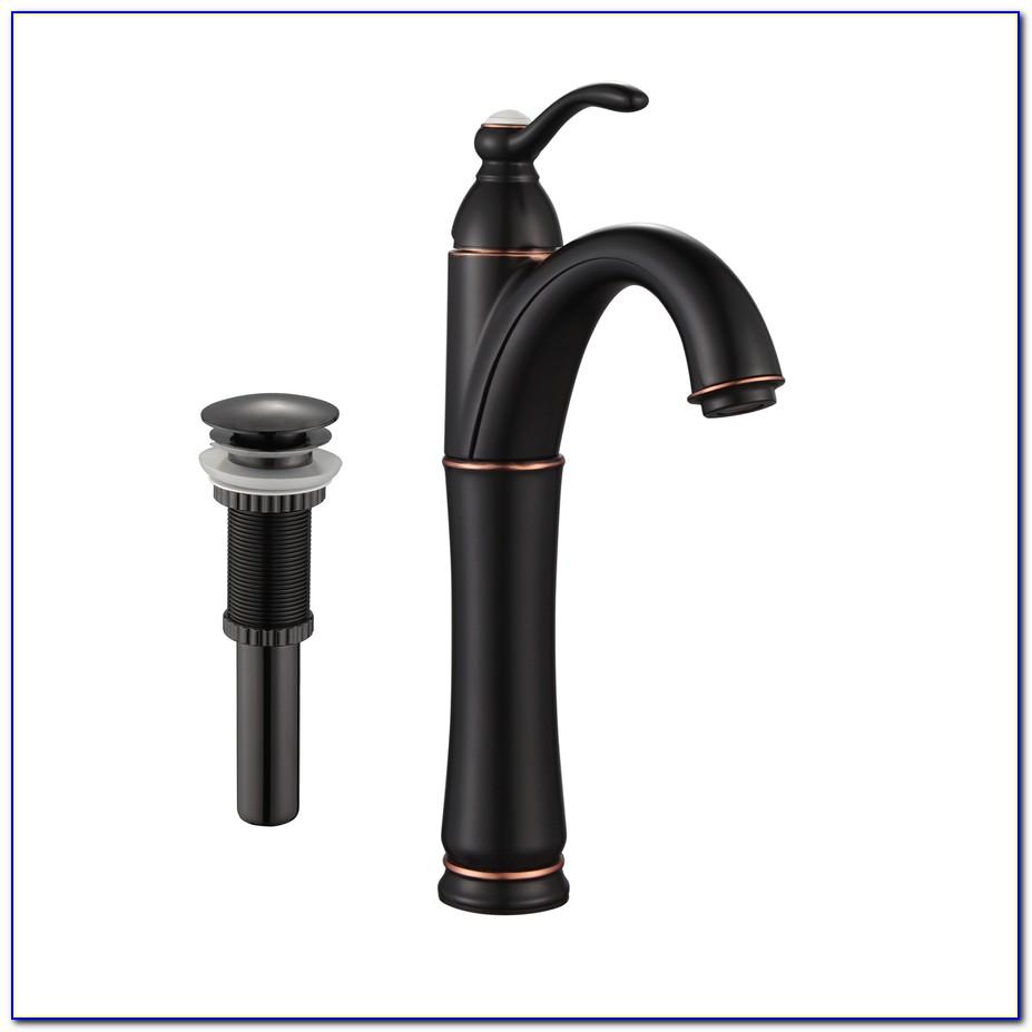Bronze Vessel Sink Faucets