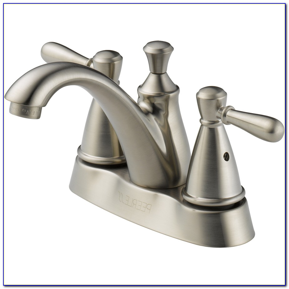Brushed Nickel Bathtub Faucets