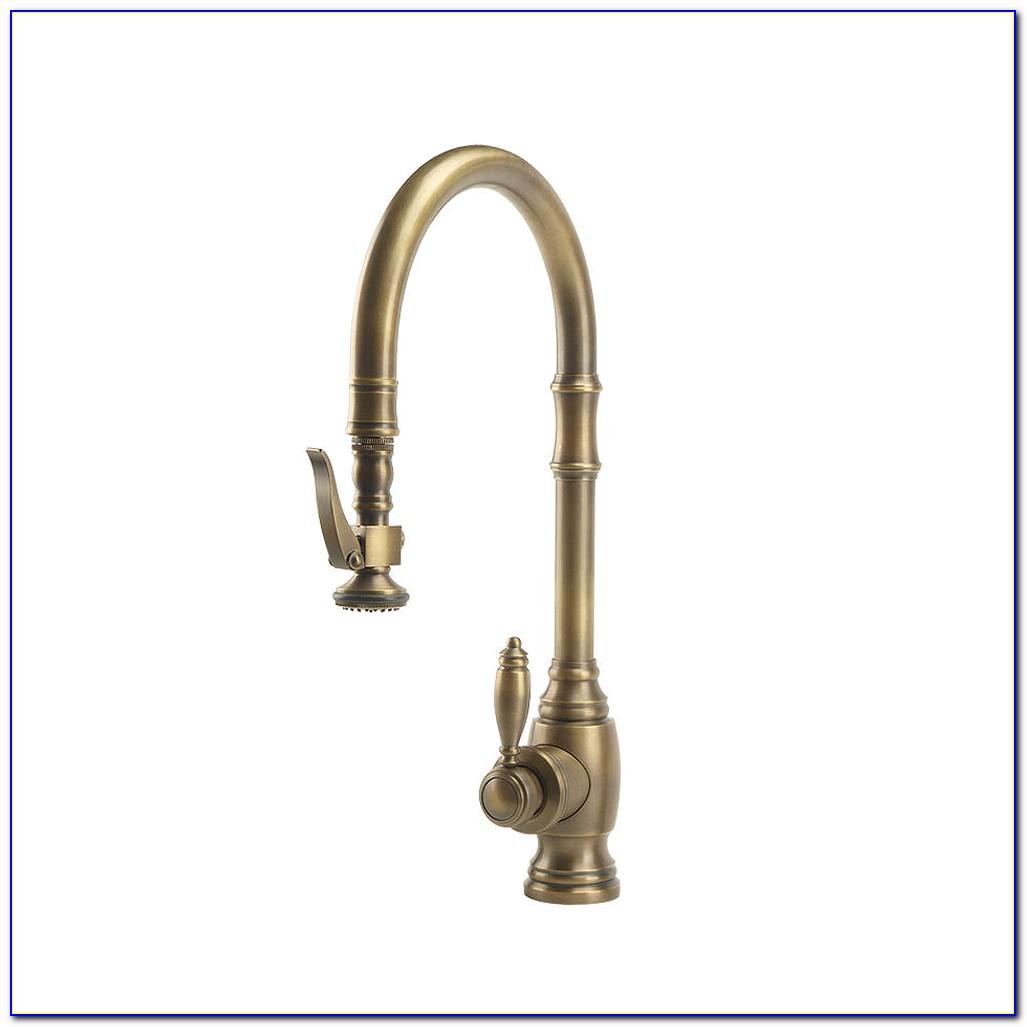 Brushed Nickel Kitchen Faucets Moen