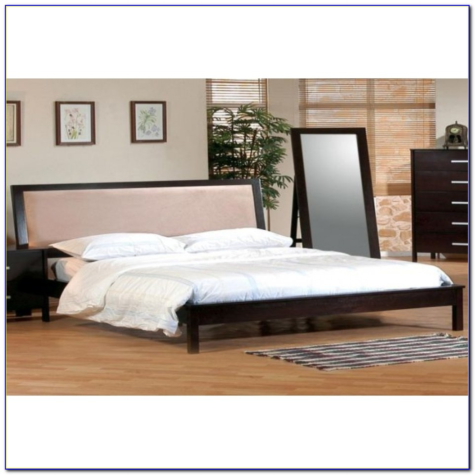 Cal King Bed Frame Headboard Footboard