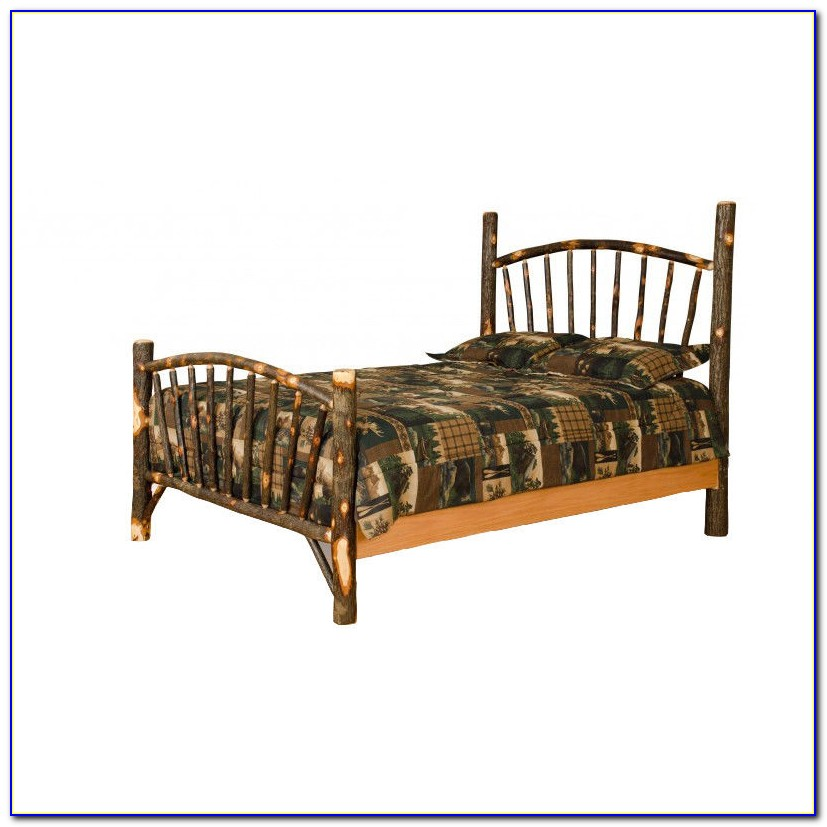 Cal King Mission Style Headboard