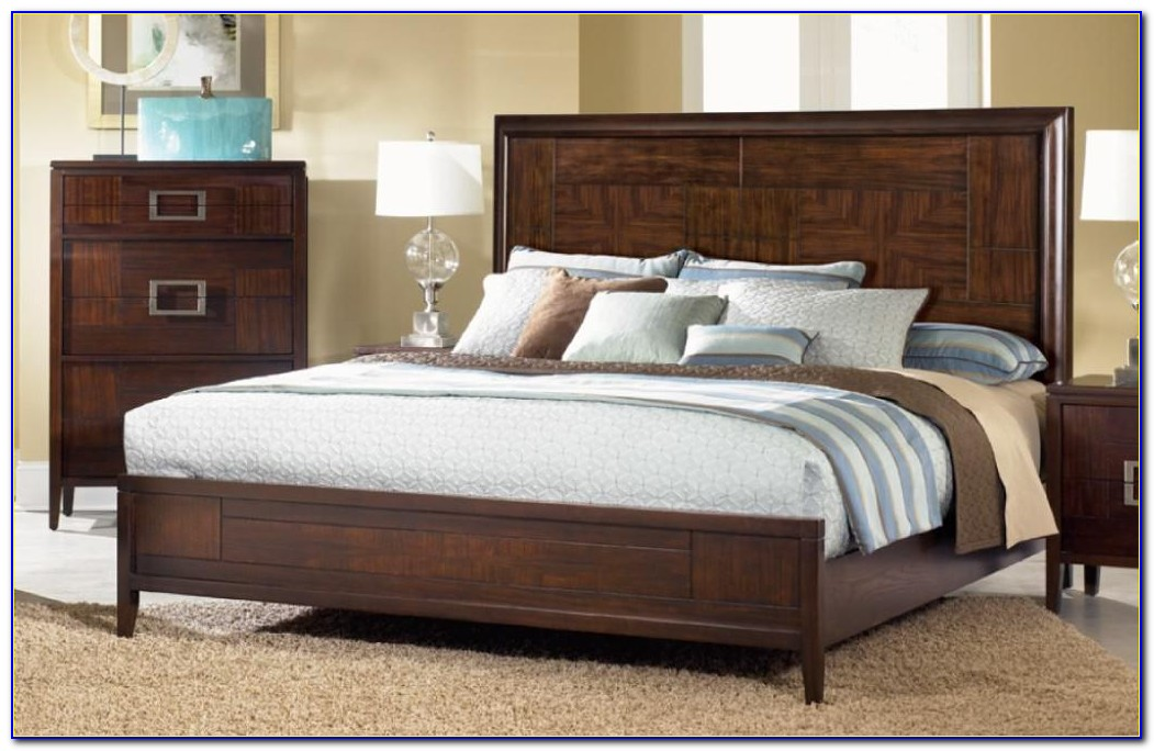 California King Bed Upholstered Headboard