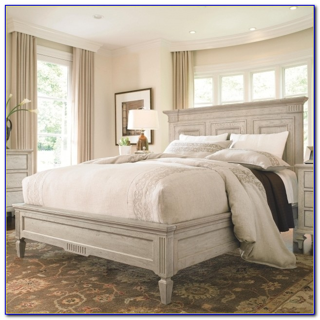 White King Headboard And Footboard Sets Ideas Image 62