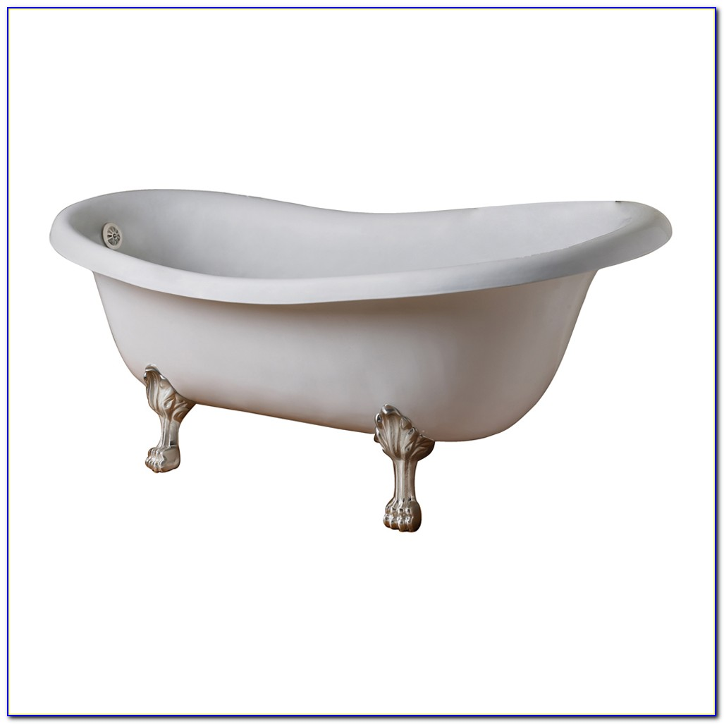 Cast Iron Tub Faucets