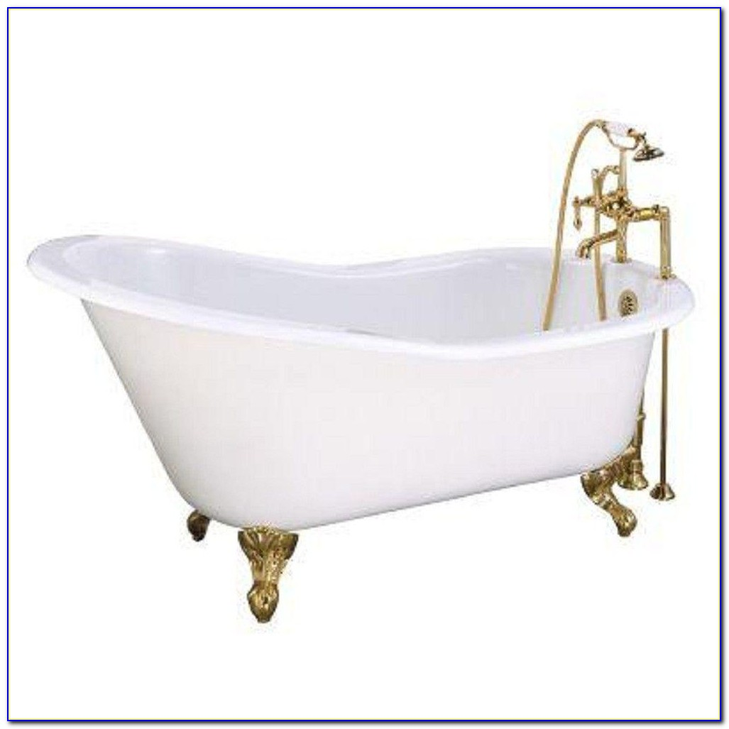 Cast Iron Tub Hardware