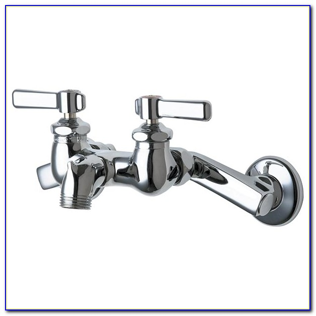 Chicago Wall Mount Faucet 4