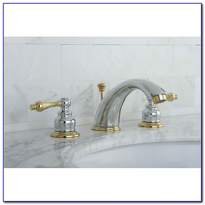 Chrome Polished Brass Bathroom Light Fixtures