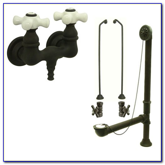 Clawfoot Tub Faucet Oil Rubbed Bronze