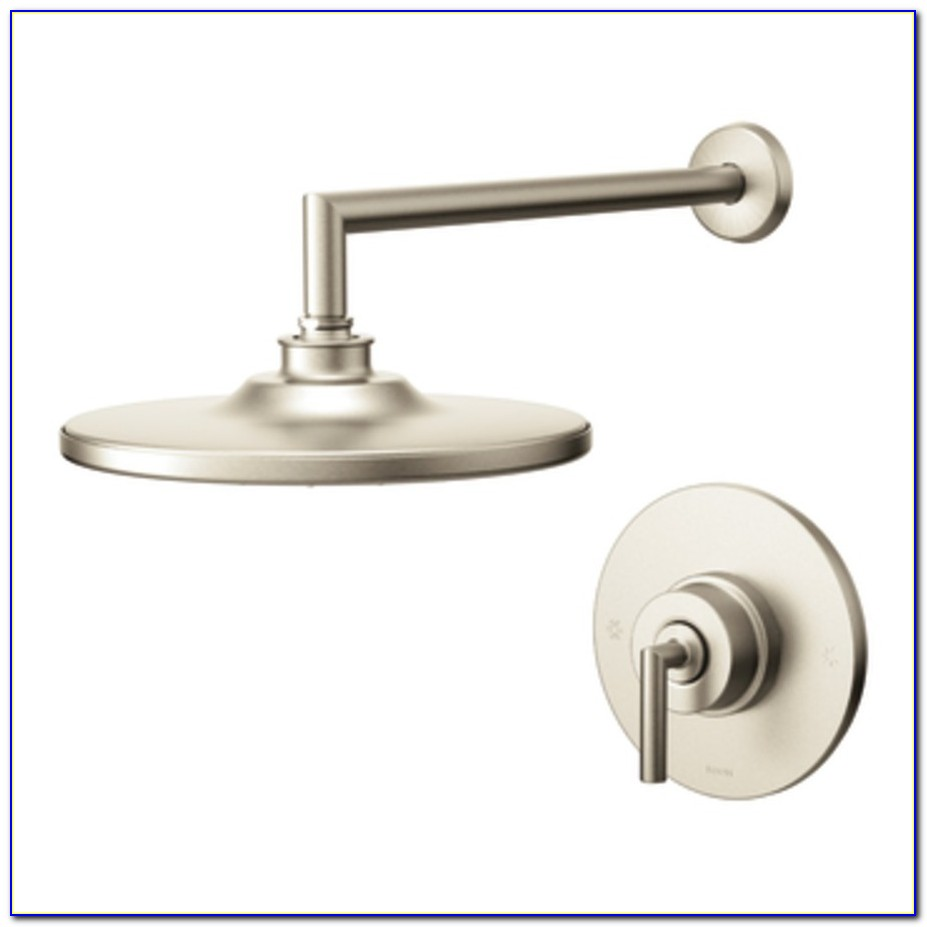 Cleaning Moen Brushed Nickel Faucets