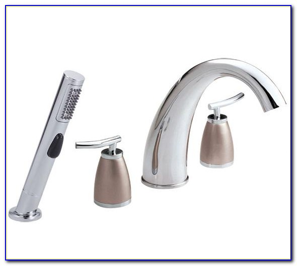Danze Roman Tub Faucet With Hand Shower