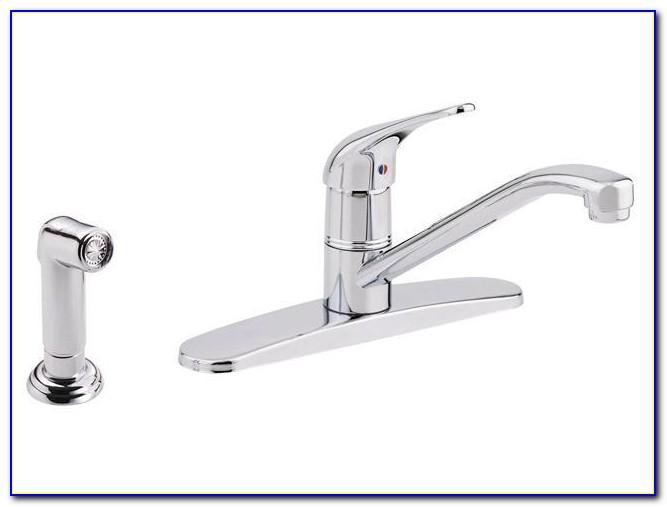 Danze Single Handle Kitchen Faucet Installation