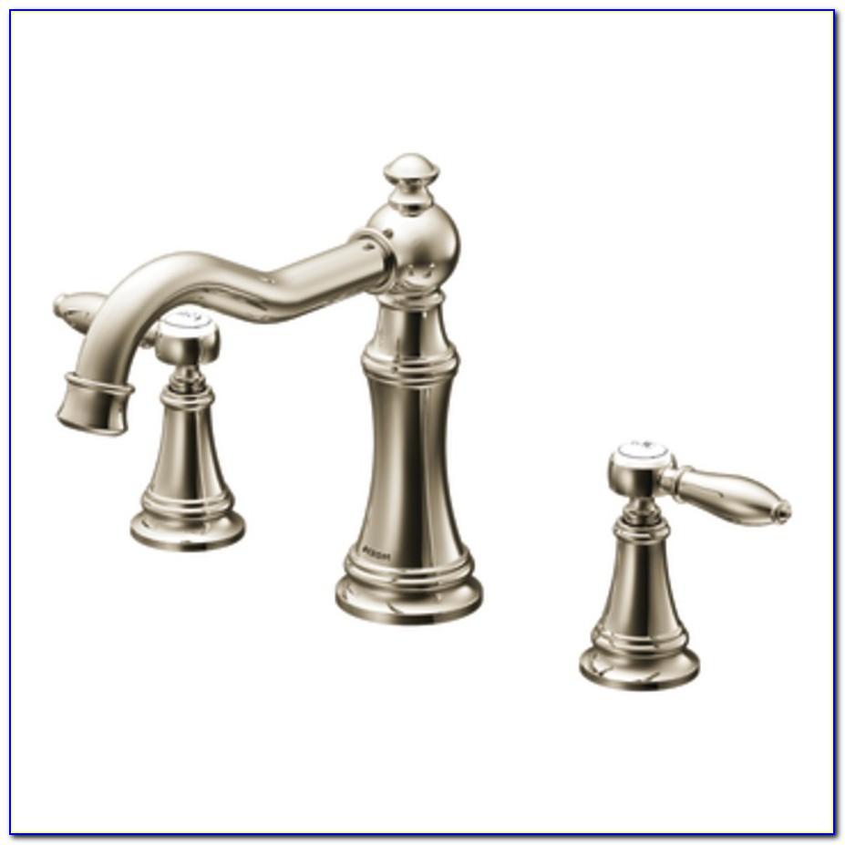 Delta 2 Handle Bathtub Faucet