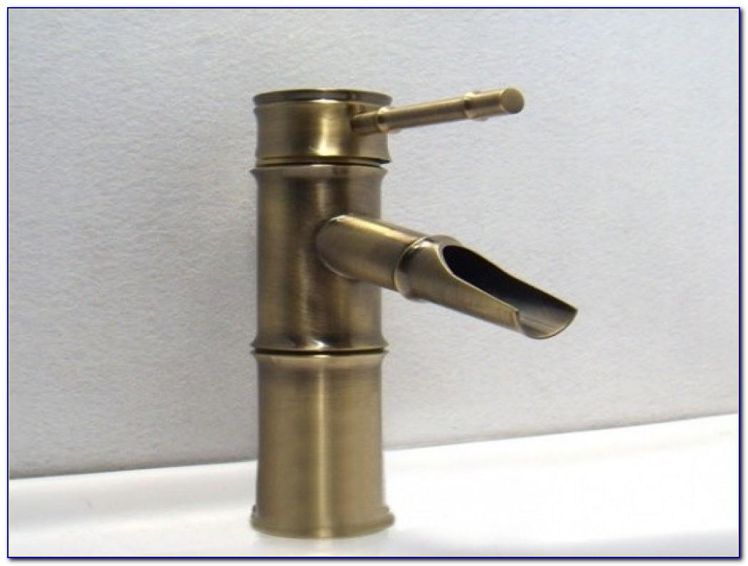 Delta Antique Brass Bathroom Faucets