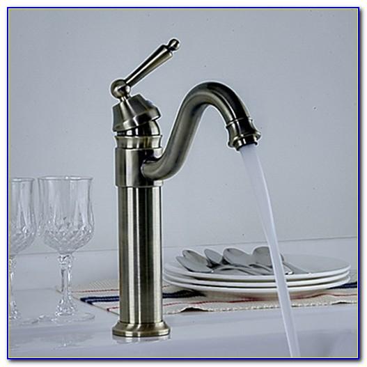 Delta Bathroom Faucets Antique Brass