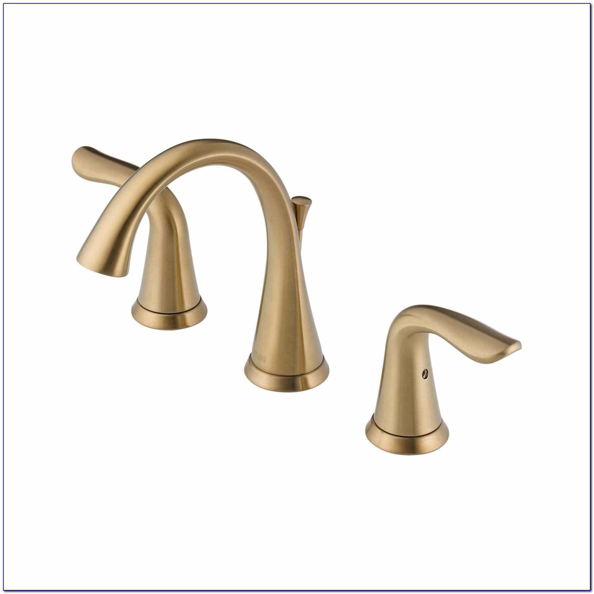 Delta Bathroom Faucets Satin Nickel