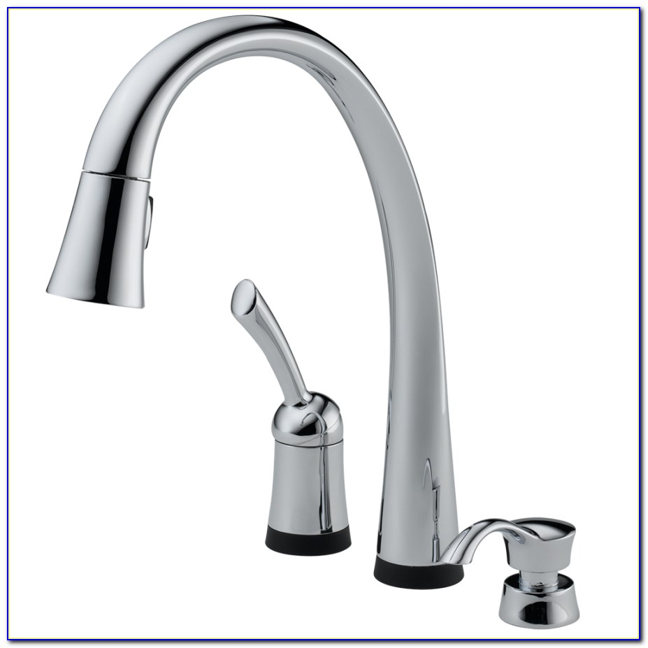 Delta Cassidy Touch2o Kitchen Faucet
