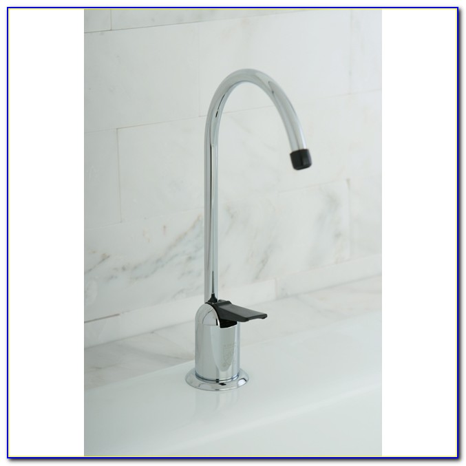 Delta Filtered Water Faucet