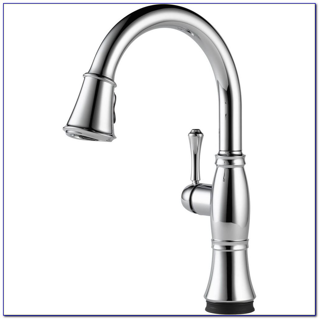 Delta Kitchen Faucet Pull Down Sprayer