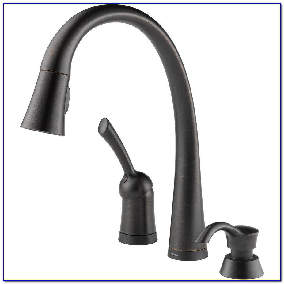 Delta Kitchen Faucets Touch Technology