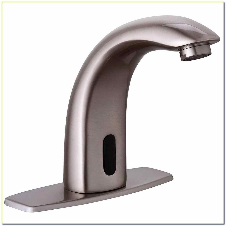 Delta Motion Sensor Bathroom Faucets