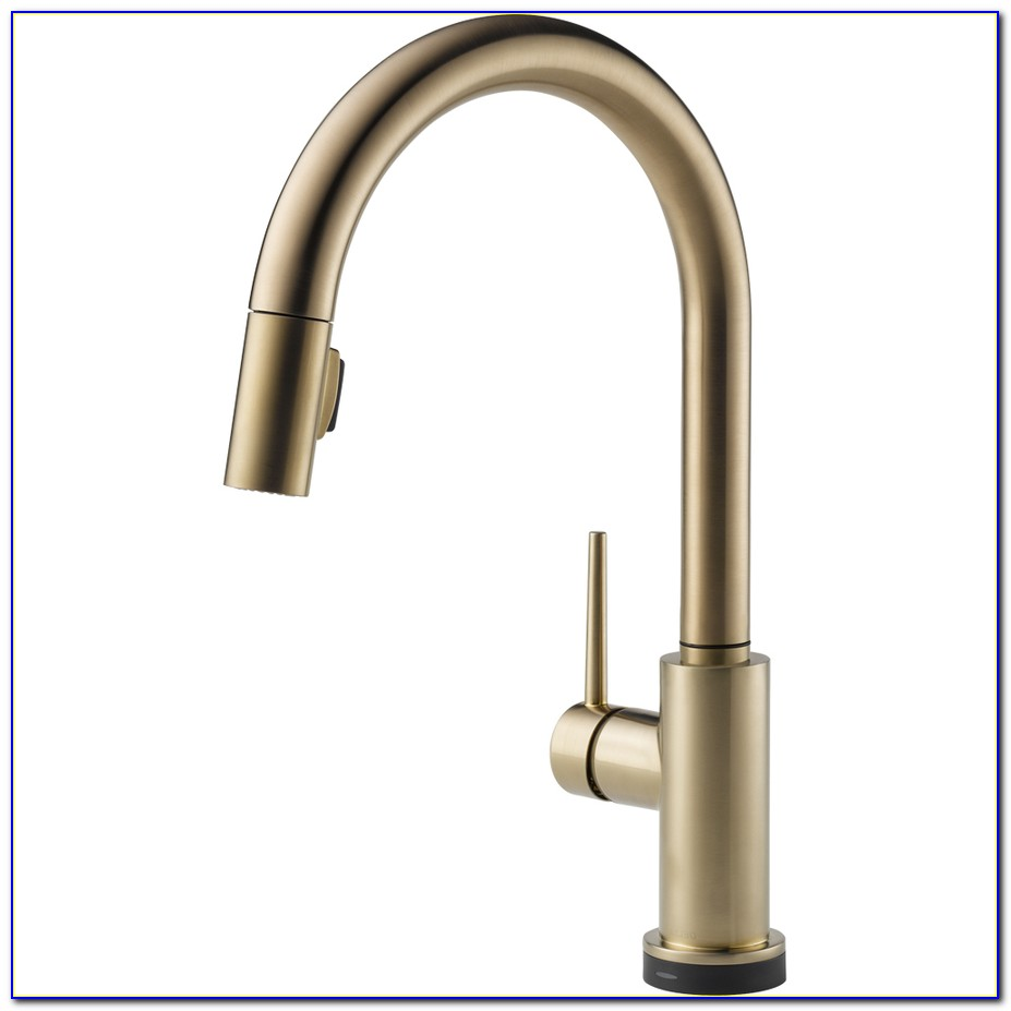 Delta One Touch Faucet Installation