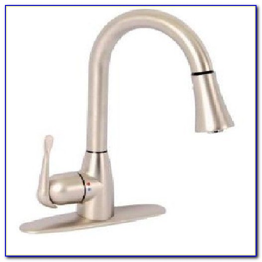 Delta One Touch Kitchen Faucet