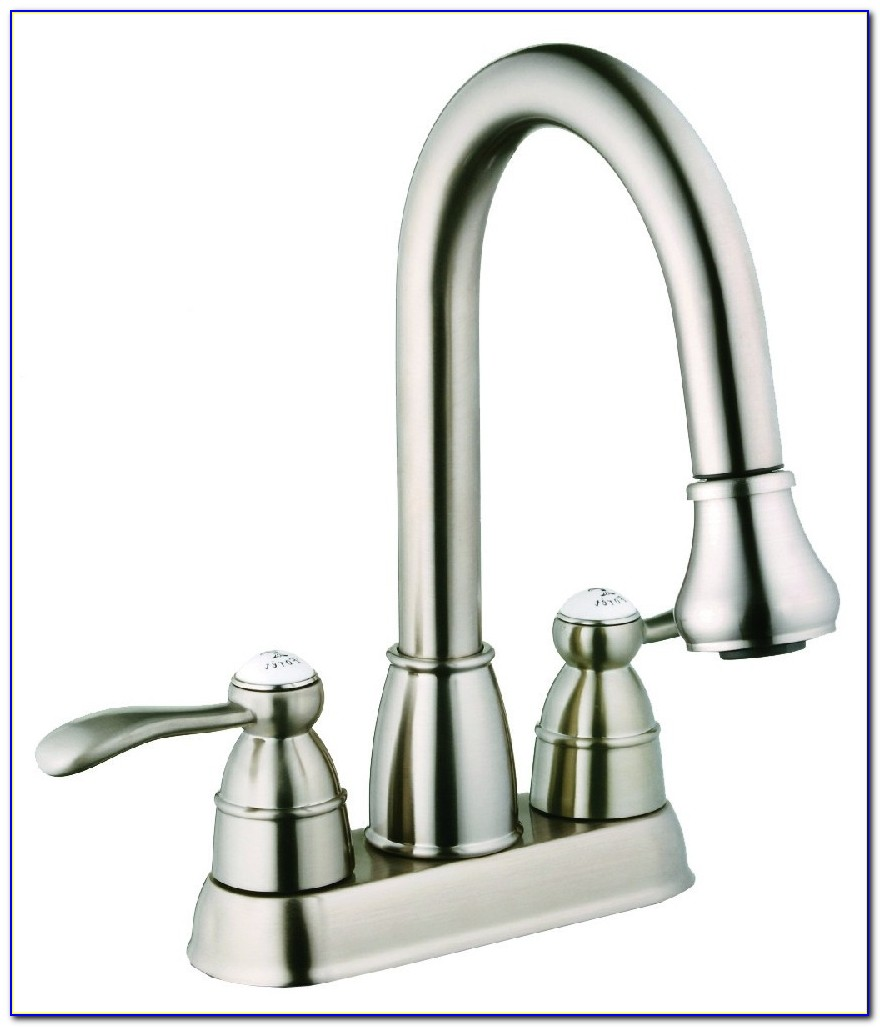 Laundry Sink Faucet With Spray Befon With Regard To Size 853 X 1000