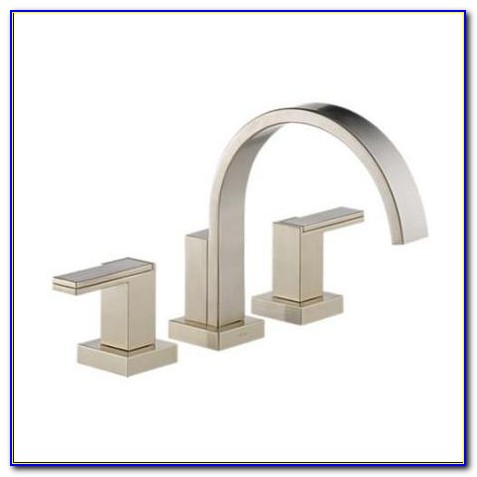 Delta Roman Tub Faucet Brushed Nickel