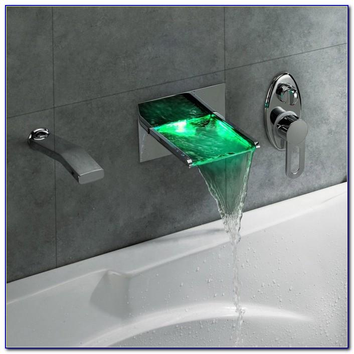 Delta Roman Tub Waterfall Faucet