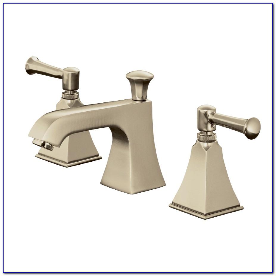 Delta Rubbed Bronze Bathroom Faucets