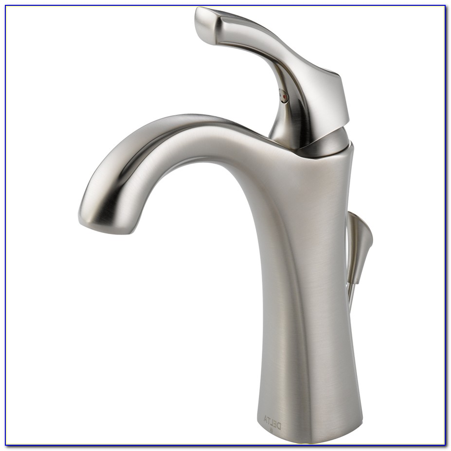 Delta Single Handle Bathroom Faucets