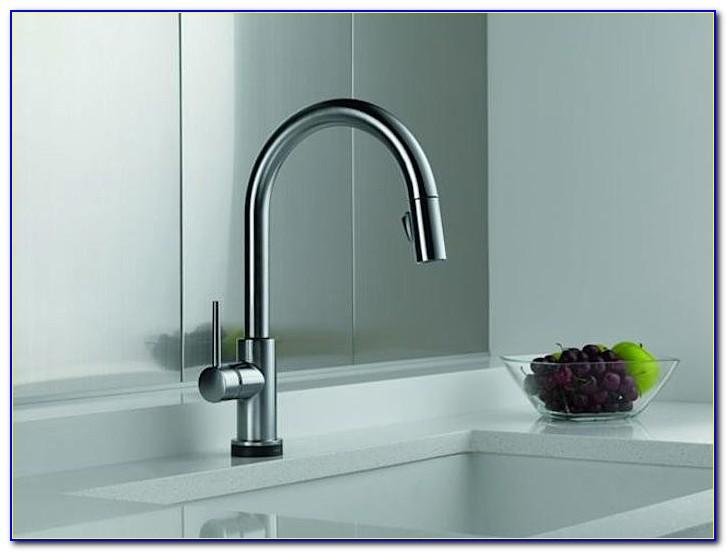 Delta Touch Kitchen Faucets