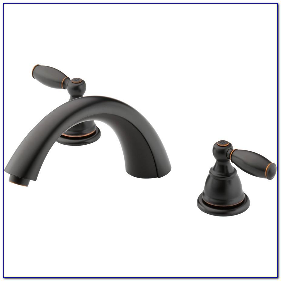 Delta Two Handle Bathtub Faucet
