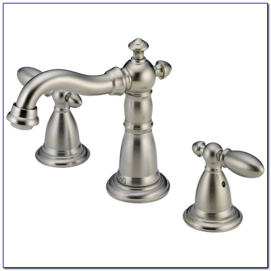 Delta Victorian Roman Tub Faucet With Hand Shower