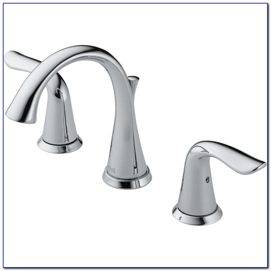 Delta Widespread Bathroom Faucets