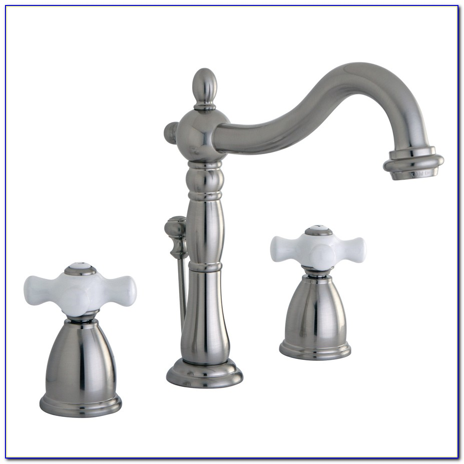 Delta Widespread Bathroom Sink Faucet