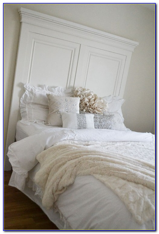 Diy Fabric Headboards For Queen Beds