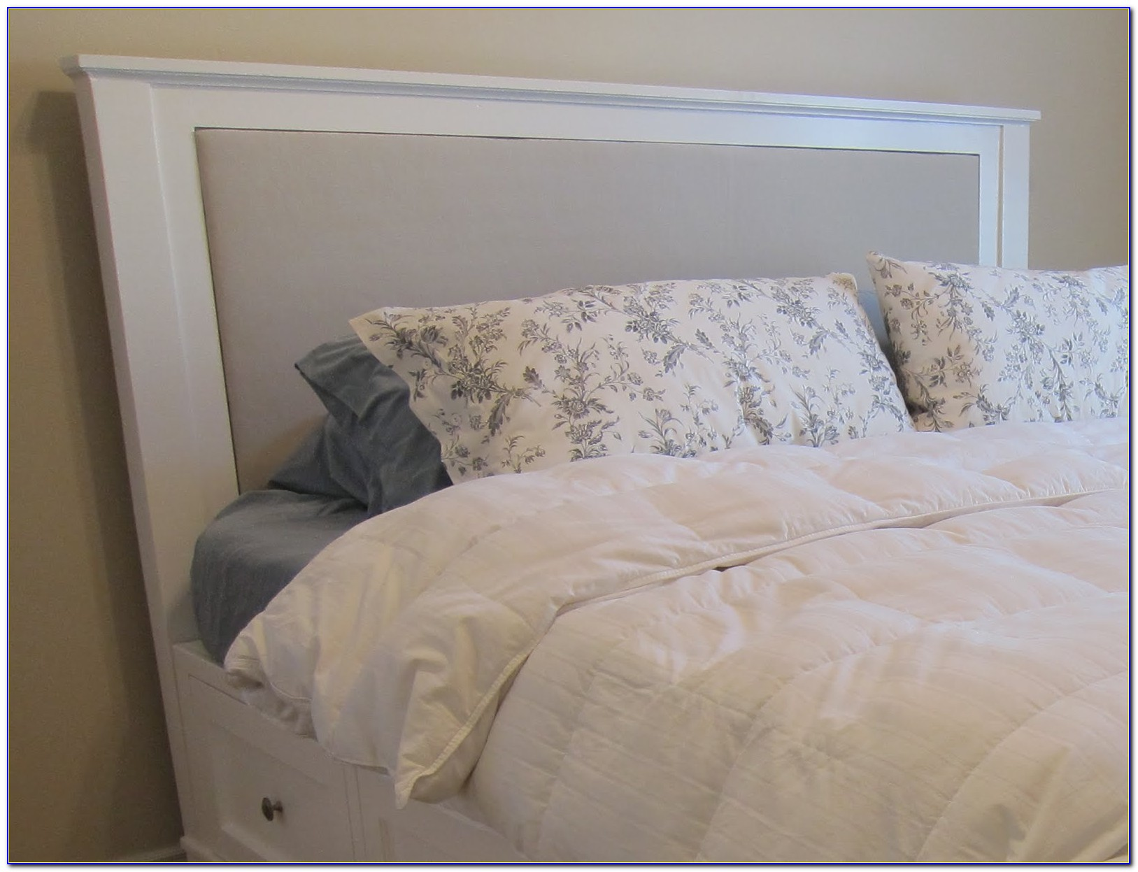 Diy Headboard King Size Bed