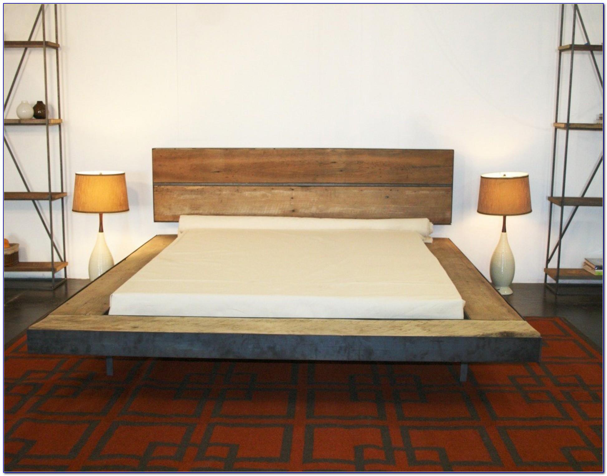 Diy King Bed Headboard