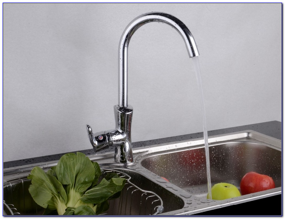 Dual Kitchen And Drinking Water Faucet