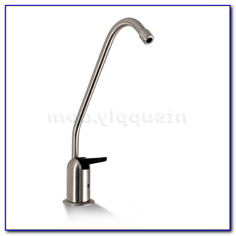 Dyconn Faucet Drinking Water Faucet For Ro Filtration System Brushed Nickel
