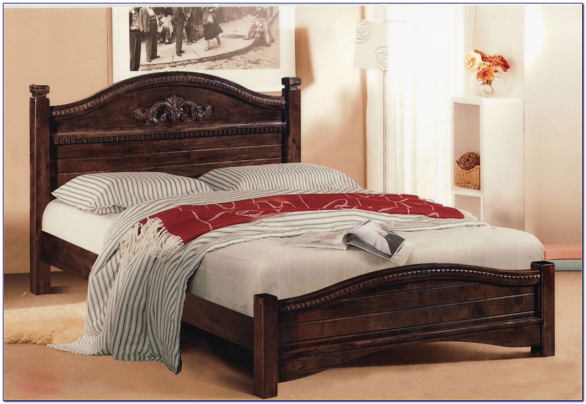 Fashion Bed Group Metal Headboards