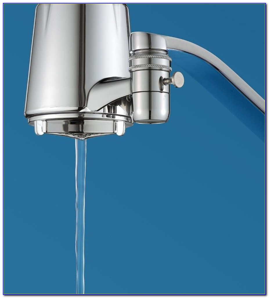 Faucet For Water Filtration Systems