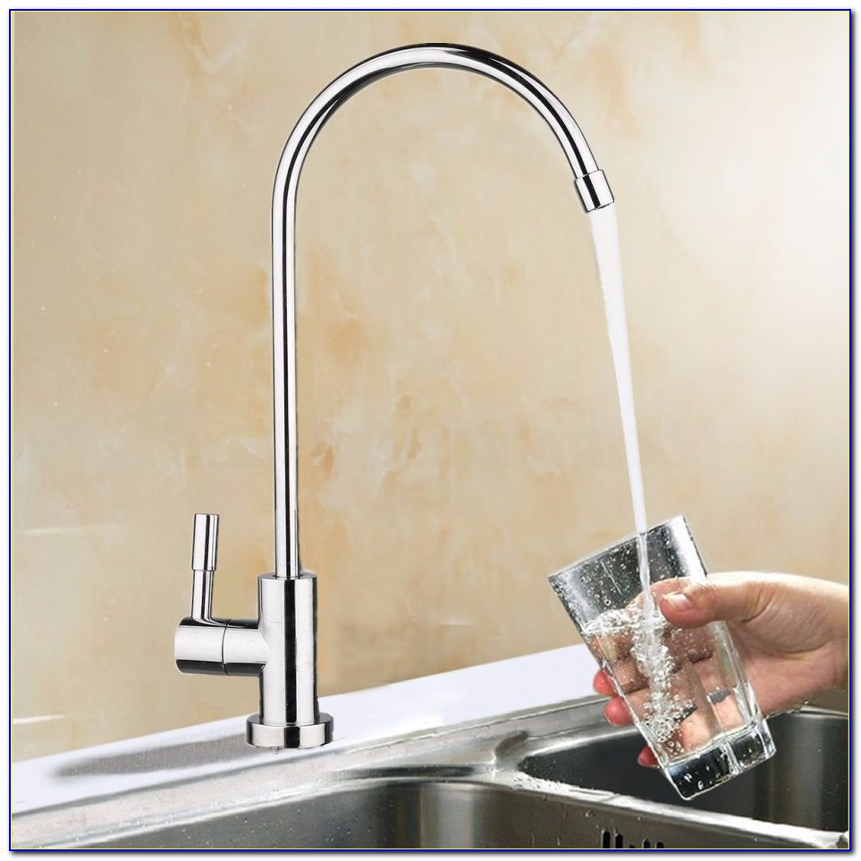Faucet Mounted Water Filtration Systems