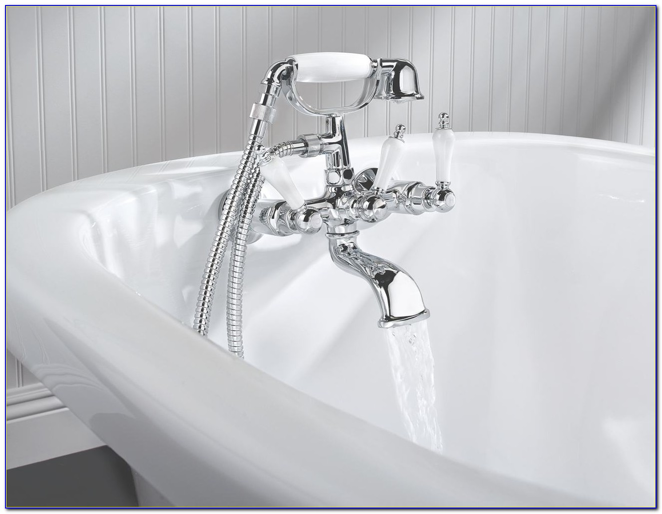 Faucets For Clawfoot Bathtubs
