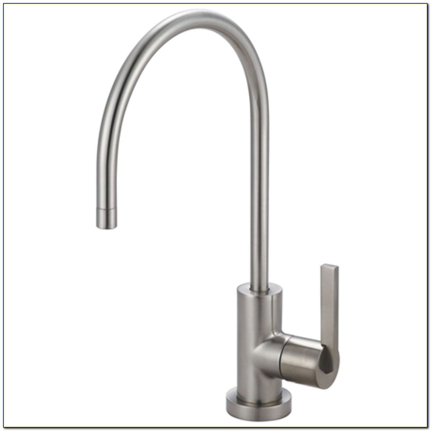 Filtered Water Faucet Kitchen Sink