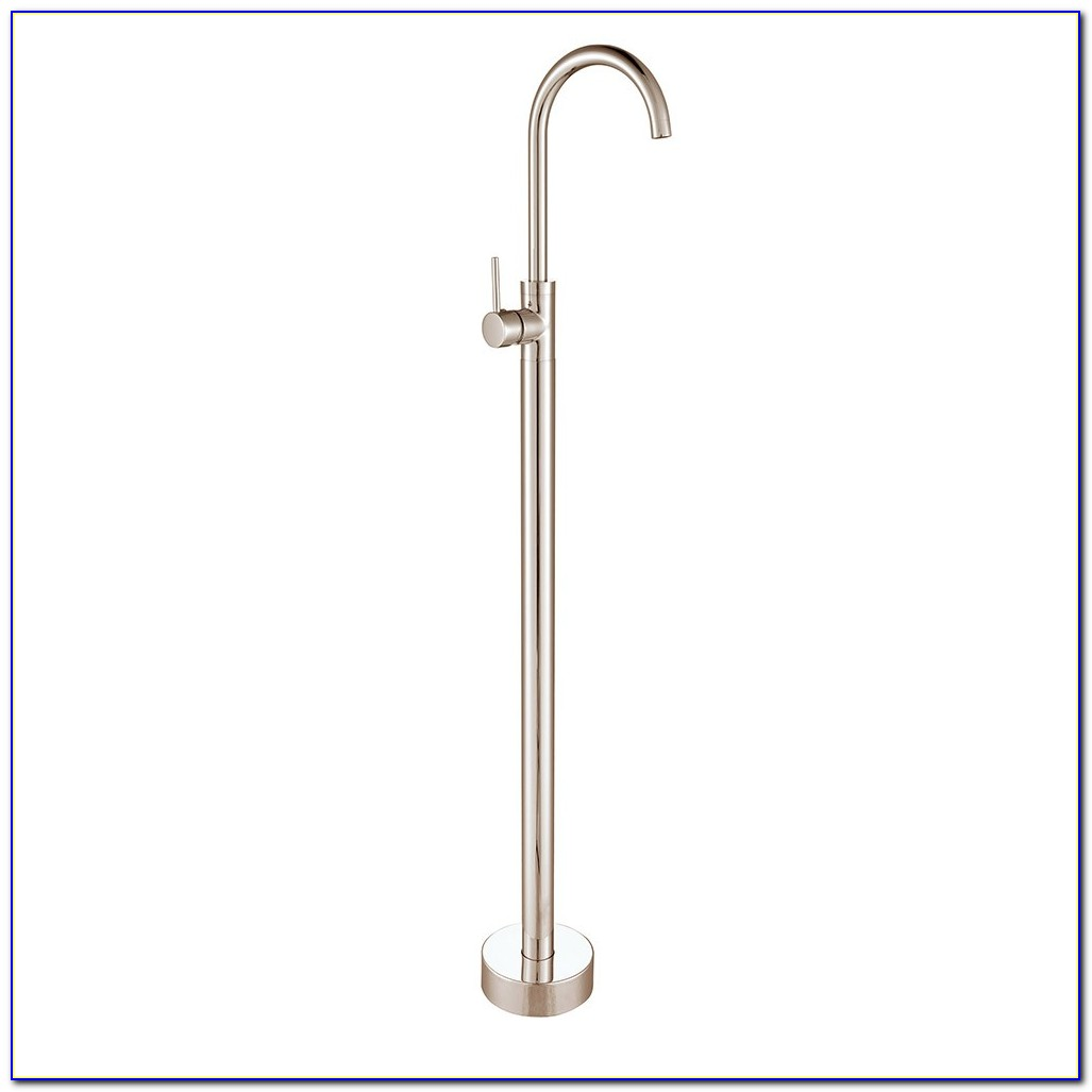Floor Mounted Tub Faucets