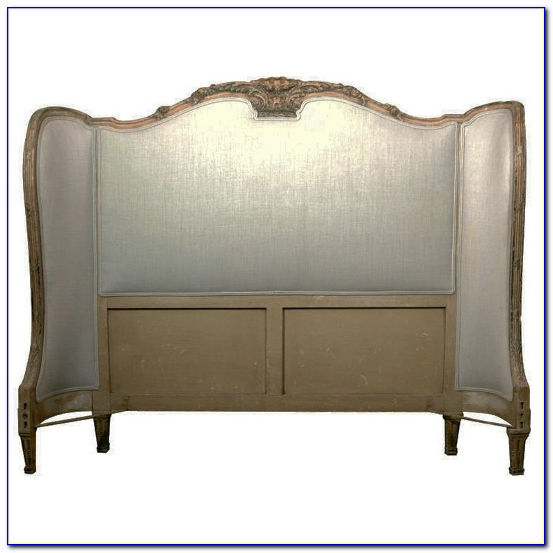 French Style Wooden Headboards